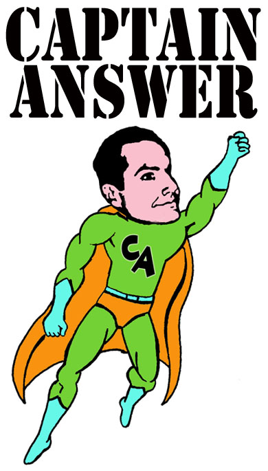 The Answer Man