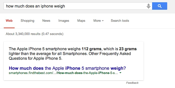How Much Does An Iphone Weigh Google Box Answers