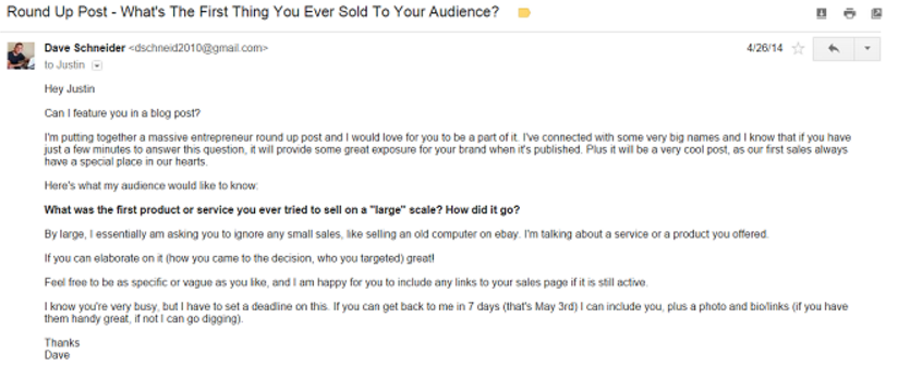 how to write emails that get a response
