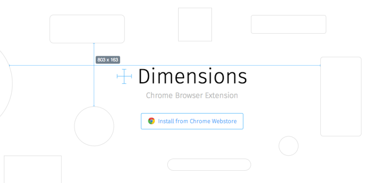 Dimensions Extension