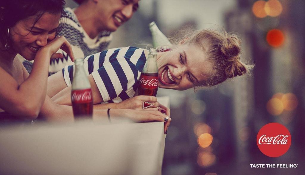 Coca Cola Personality