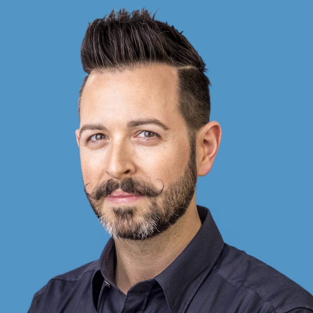 Rand-mustache