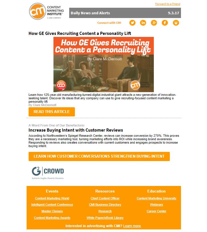 Lets Get Quotes, Email Marketing Newsletter Design
