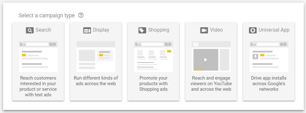 create adwords campaign