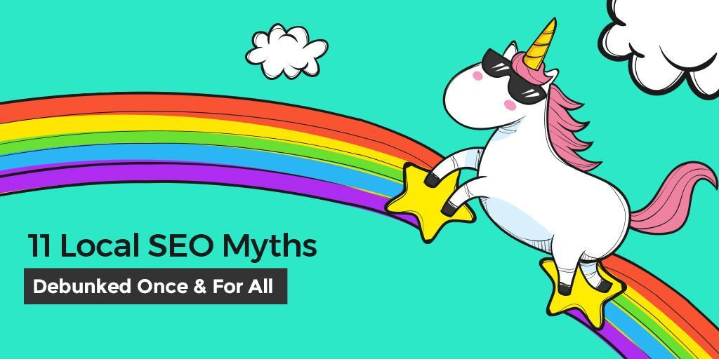 Local SEO Myths cognitiveSEO