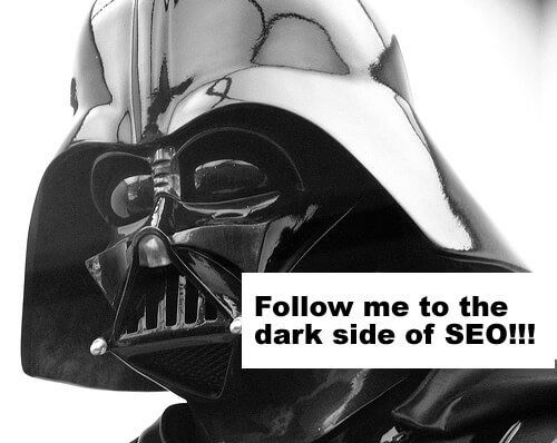 darth vader calling seos to the dark side