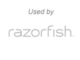 Used by Razorfish